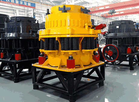 crushing cost of cone crusher in india