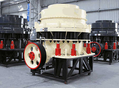 how to measure crushing stroke in cone crusher