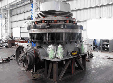 Hcs Series Hydraulic Cylinder Cone Crusher For Sale In India