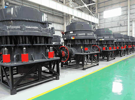 Hcs Series Hydraulic Cylinder Cone Crusher Made By