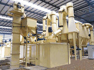 mineral ore crushermachines