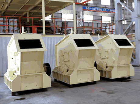 Chian Most Favorable Automatical Impact Crusher