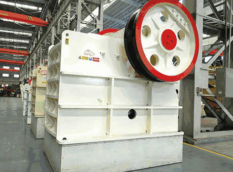 Chipmunk BadgerJaw Crusher Sepor, Inc