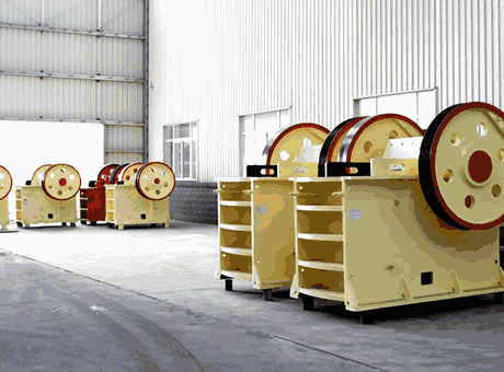 wang are jaw crusher