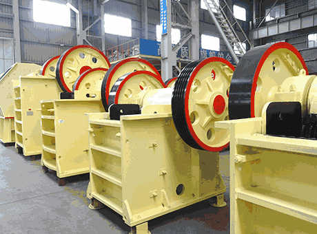 used jaw crusher for iron ore