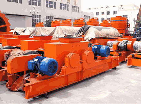 Pebble 80mesh Roll Crusher For Sale